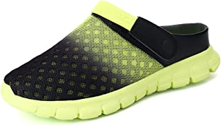 Women's Men's Garden Clogs Shoes Breathable Shoes Bathing Shoes Beach Shoes Water Shoes Footwear Slippers Walking Shoes To...