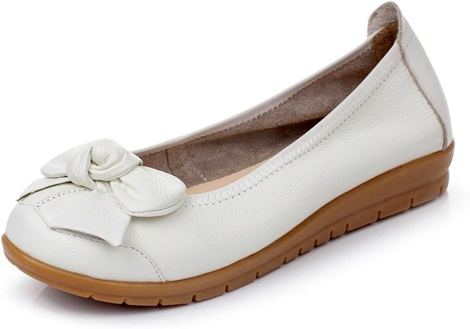 MET RXL Ladies Large Size shoes Beef shoes Flat Heel Casual shoes