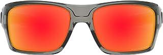 Men's Oo9263 Turbine Rectangular Sunglasses