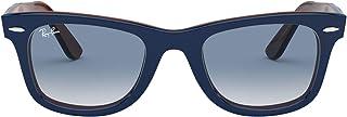 نظارات شمسية عصرية شبه مربعة للجنسين من ريبان