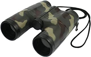 SXMY Barn 4 x 31 mm objektiv kamouflagemönster tvåkular teleskop + haldsrem