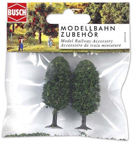 Busch 6293 - 2 Kugelbäume 50mm N/Z