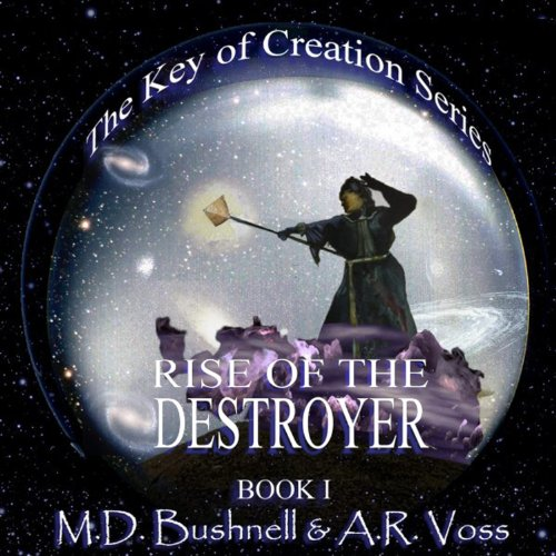 Rise of the Destroyer audiobook cover art