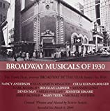 Broadway Musicals of 1930