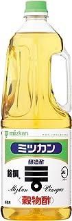 ミツカン 穀物酢 (銘撰) ペットボトル 1.8L ×3本