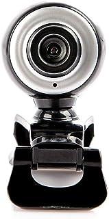 WXFXBKJ HD Webcam with Built-in Microphone, Computer Webcam Suitable for Laptop PC, Desktop Remote Conference, Live Broadc...