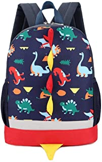Kids Dinosaur Backpack with Leash
