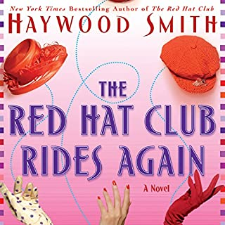 Red Hat Club Rides Again audiobook cover art