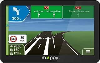 16:9 Mappy ULTI E528S GPS El/éments D/édi/és /à la Navigation Embarqu/ée Europe Fixe