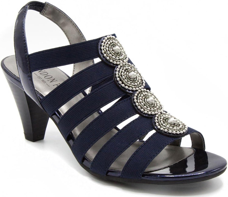 London Fog Nanci Dress Sandals