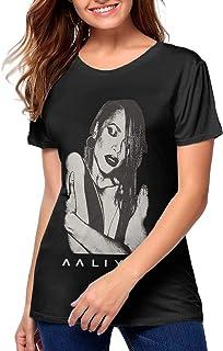 Suwei Woman's Aaliyah Cool T-Shirt
