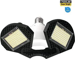 led outdoor garage lights