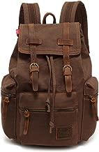 vintage canvas camera backpack