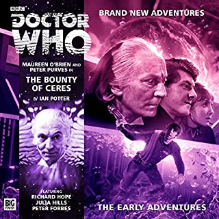 Doctor Who - The Bounty of Ceres cover art