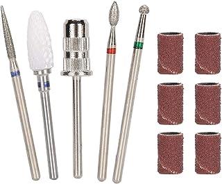 5PCS Durable Nail Drill Kit Wear‑Resistant Nail Drill Bits for Nail Drill