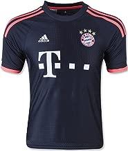 adidas FC Bayern Munich Youth Jersey-NTNAVY