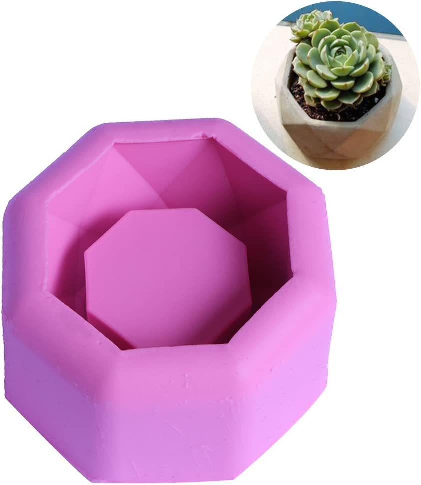 DIY Flower Pot Silicone Rubber Molds Mold Ranking TOP15 Handmade Candle Industry No. 1 Craft