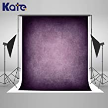 Kate 5×7ft Abstract Photo Backdrop Microfiber Portrait Photography Background Dark Purple Portrait Studio Booths Props