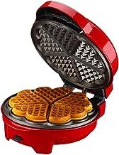 WJHH DIY Gâteau Maker Double-Face Chauffage Électrique Pan de Cuisson Multifonction Bande Dessinée Crêpes Machine