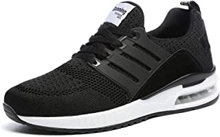Axcone Homme Femme Air Baskets Chaussures Running Gym Fitness Sport OutdoorSneakers Style Running Multicolore Respirante- ...