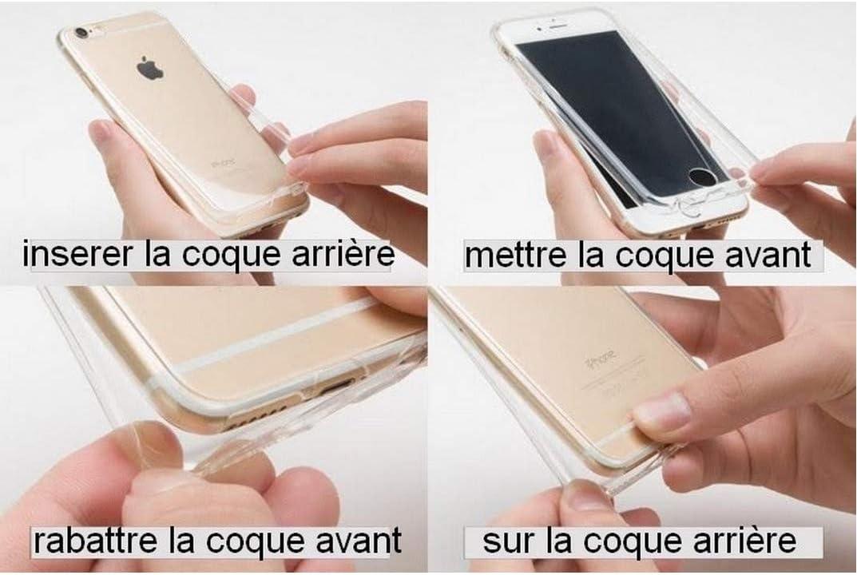 coque-personnalisable Coque Intégrale 360° pour Iphone 5/5S Gel ...