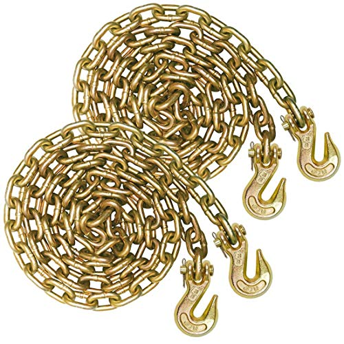 VULCAN Binder Chain with Clevis Grab Hooks - Grade...