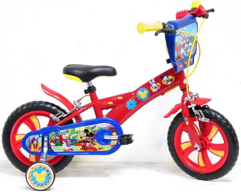 Offizielle 12  Disney Mickey Mouse Fahrrad