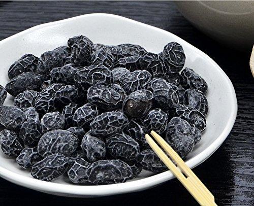 【自然の館】 丹波種黒豆甘納豆(しぼり納豆) お試し