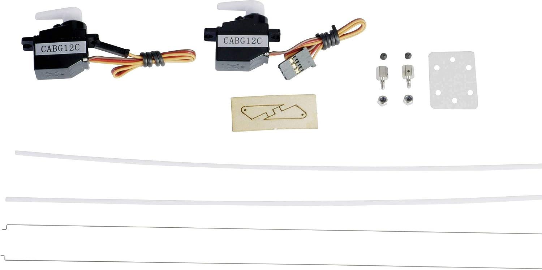 Graupner RC-Ausbausatz V2 B075R1D7P2 Langfristiger Ruf   Stabile Qualität