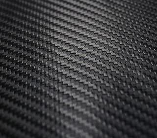 Vinyl Fabric Embossed Carbon Fiber Upholstery / 54