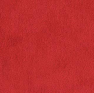 Shannon Fabrics Shannon Minky Cuddle Fleece, Red
