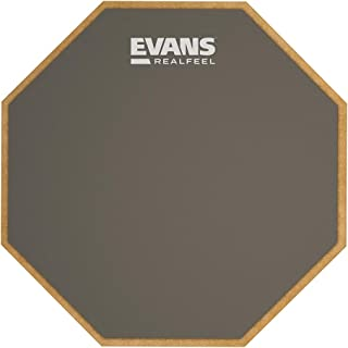RealFeel by Evans Practice Pad, 6 Inch - RF6GM