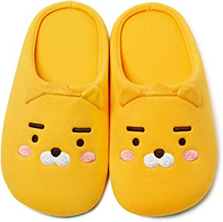 KAKAO FRIENDS Official- Little Friends Comfort Slip On House Slippers