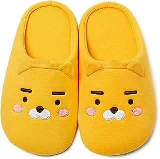 KAKAO FRIENDS Official- Little Friends Comfort Slip On House Slippers