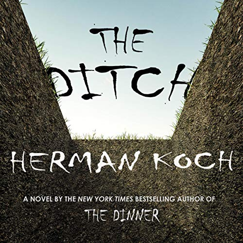 The Ditch audiobook cover art