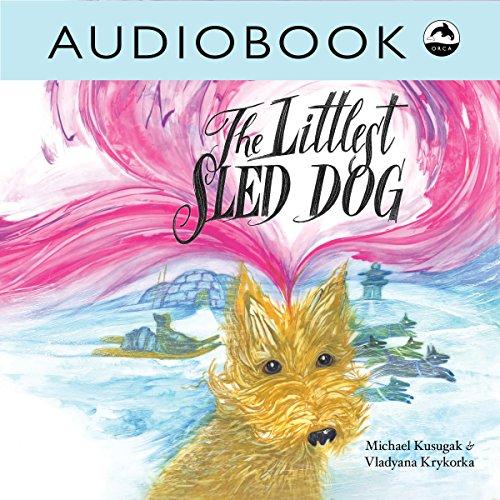 The Littlest Sled Dog cover art