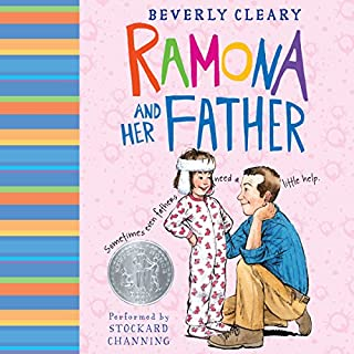 Ramona and Her Father                   By:                                                                                                                                 Beverly Cleary                               Narrated by:                                                                                                                                 Stockard Channing                      Length: 2 hrs and 7 mins     64 ratings     Overall 4.5