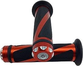 OKSTNO Universal Motorcycle Rubber Gel Handlebar Hand Grips for 7/8