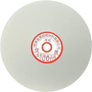 uxcell 6-inch Grit 3000 Diamond Coated Flat Lap Wheel Grinding Sanding Polishing Disc