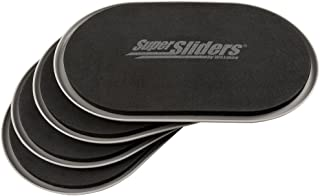 SuperSliders 4744095N Reusable XL Heavy Furniture Sliders for Carpet- Quickly and Easily Move Any Item, 9-1/2