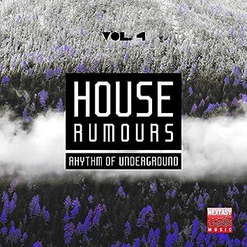 House Rumours, Vol. 4 (Rhythm Of Underground)