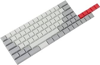 YMDK DSA Profile Blank 61 64 68 ANSI Keyset Thick PBT Keycap Set for Cherry MX Mechanical Keyboard GH60 XD64 GK64 Tada68