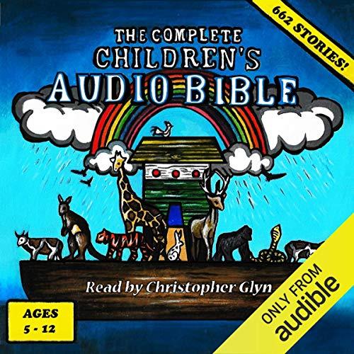 The Complete Children's Audio Bible cover art