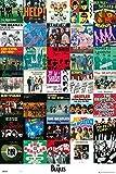 Grupo Erik Editores Poster Beatles- Singles