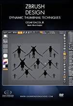 ZBrush Character Design - Dynamic Thumbnail Techniques