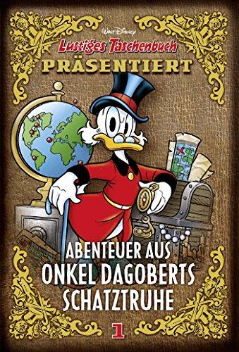 Abenteuer aus Onkel Dagoberts Schatztruhe 01: Lustiges Taschenbuch präsentiert