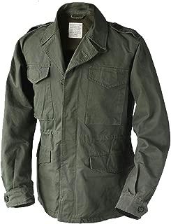 VTGDR Reproduction US Army M43 Field Jacket Uniform for Men