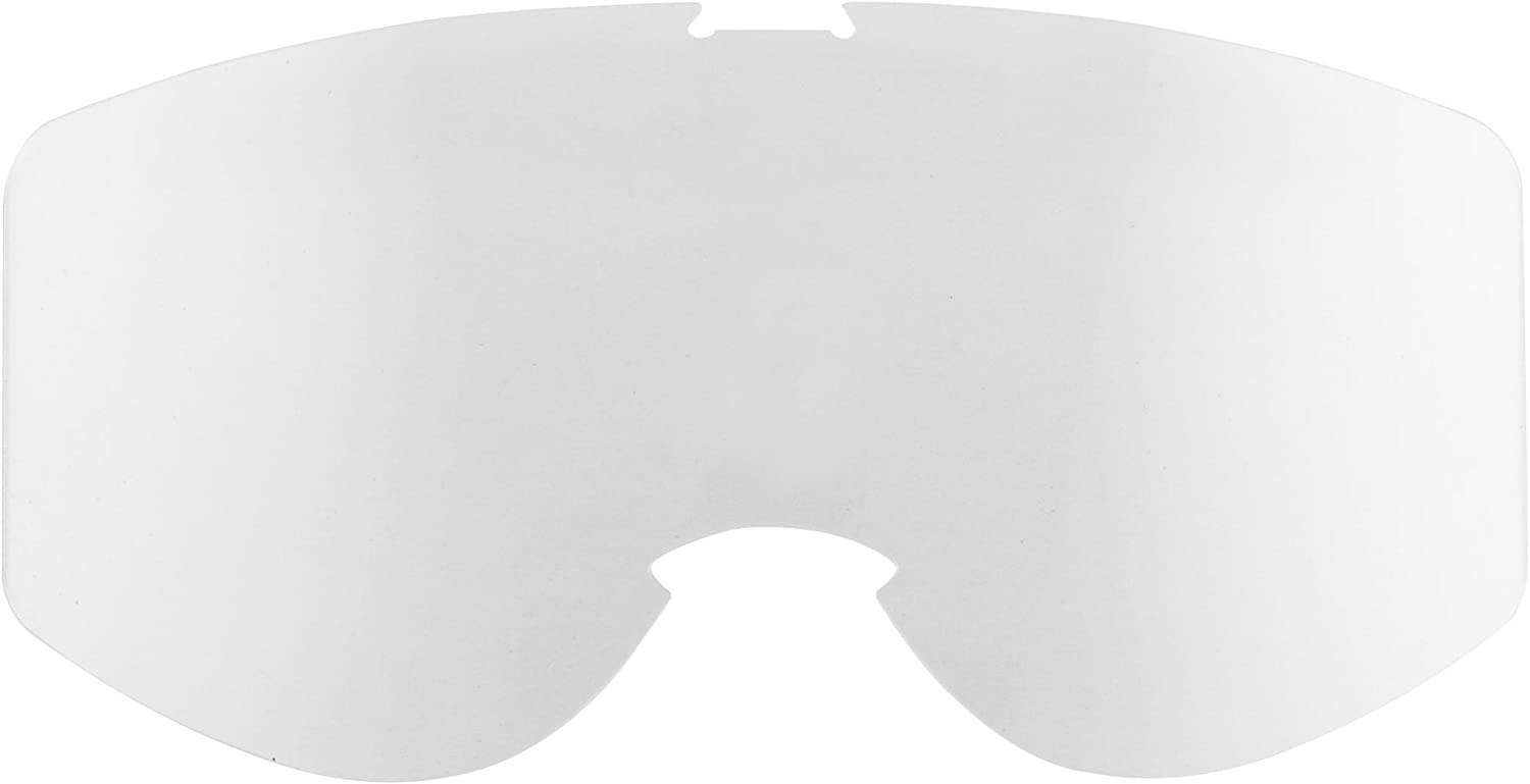 Max 40% OFF MSR Replacement Lens for MSR-Answer - Raleigh Mall Clear 4 Goggles