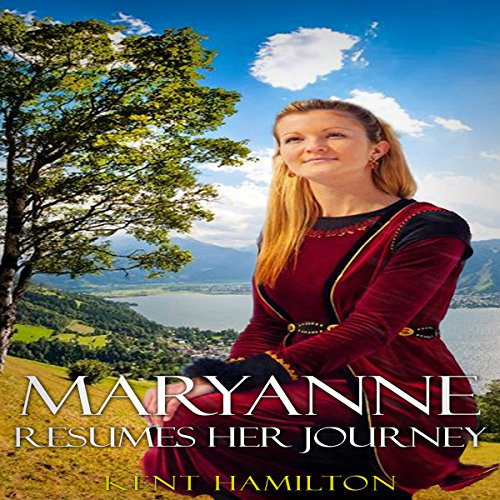 Maryanne Resumes Her Journey cover art