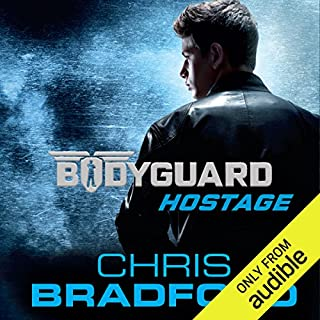 Hostage     Bodyguard, Book 1              By:                                                                                                                                 Chris Bradford                               Narrated by:                                                                                                                                 Simon Victor                      Length: 9 hrs and 24 mins     61 ratings     Overall 4.6